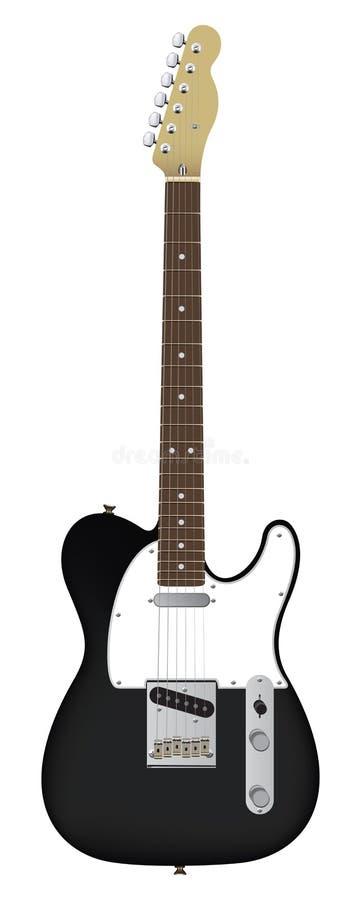 Gitarren-SchutzvorrichtungTelecaster -   stock abbildung