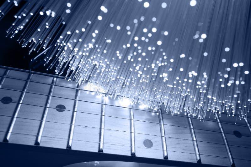 Gitarrentechnologie lizenzfreies stockfoto