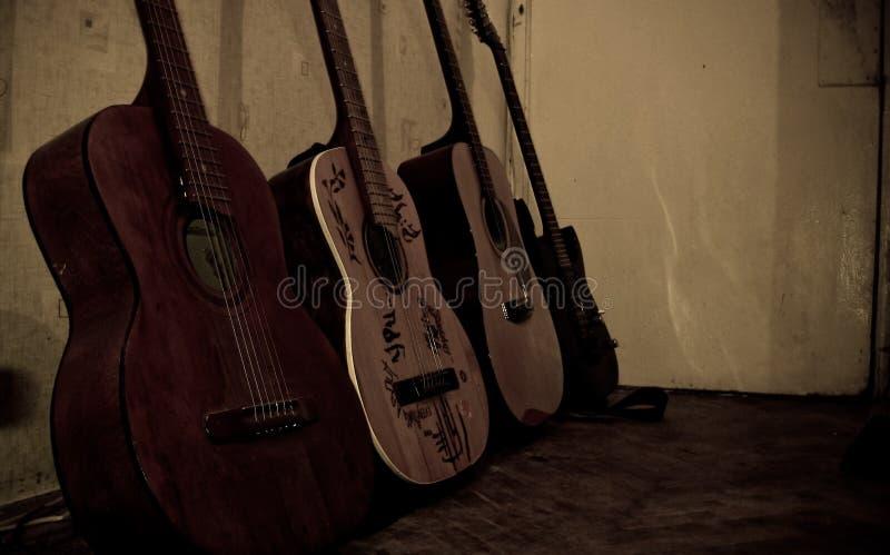 gitary zdjęcia royalty free