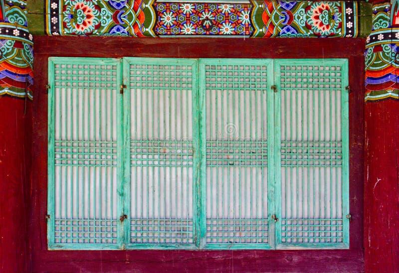 Gitterfenster lizenzfreies stockfoto