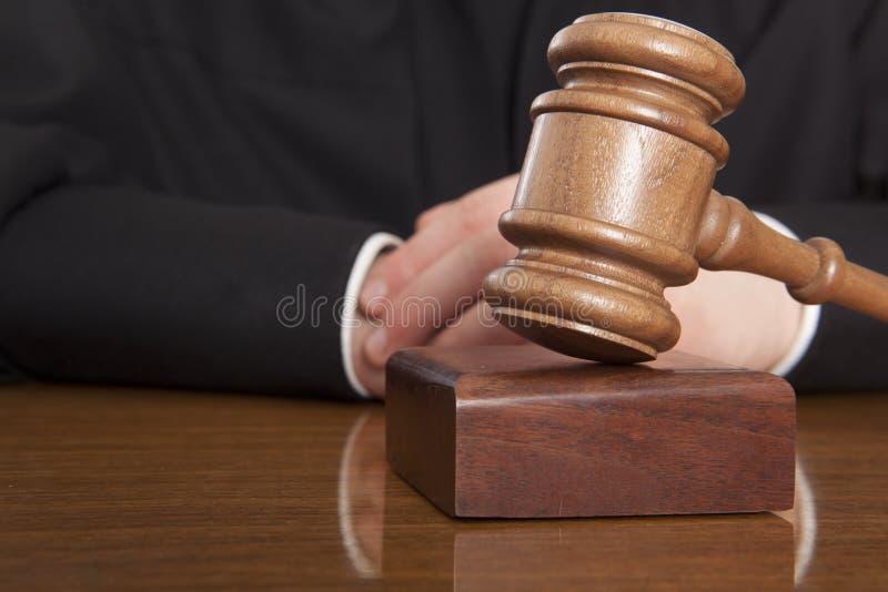 Giudice immagini stock libere da diritti