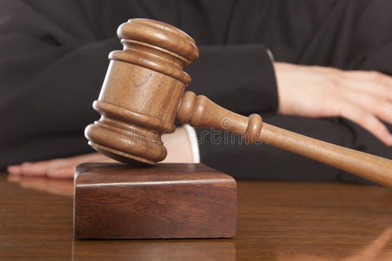 giudice immagine stock libera da diritti