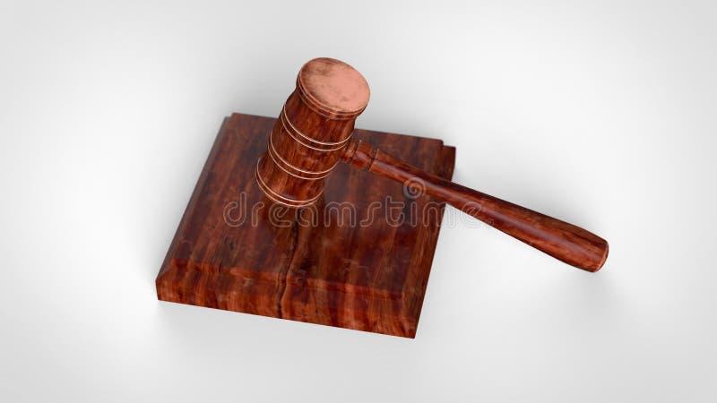 Giudice Hammer immagine stock libera da diritti