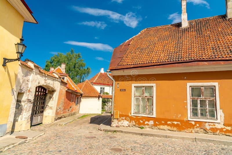 10 giugno 2018 Tallinn, Estonia immagini stock libere da diritti