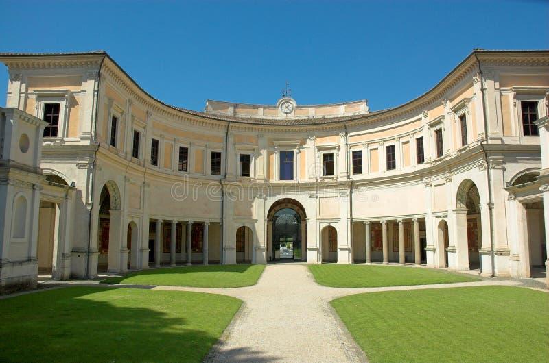 giulia villa royaltyfri foto