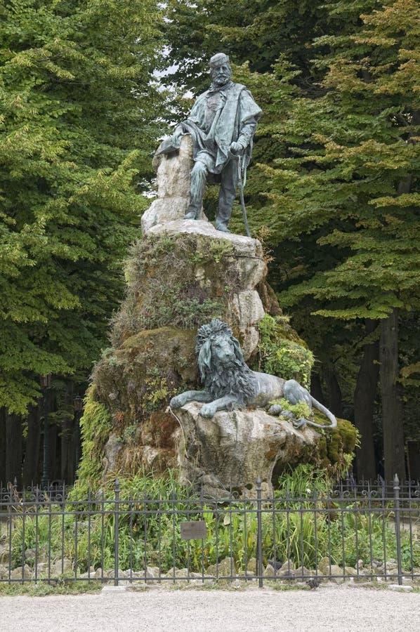 Download Giuseppe Garibaldi Monument Stock Photo - Image: 24676734
