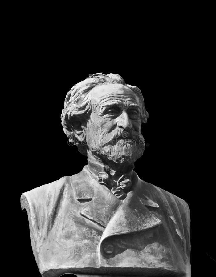 Giuseppe Verdi royalty-vrije stock foto's
