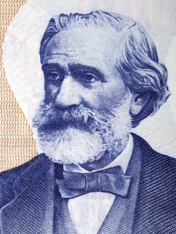 Giuseppe Verdi-portret