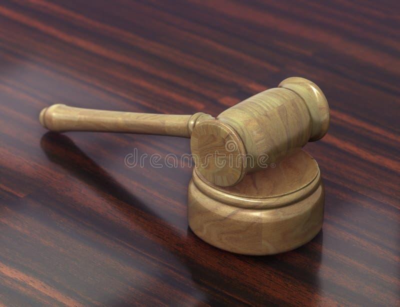 Giustizia nella calma immagini stock libere da diritti
