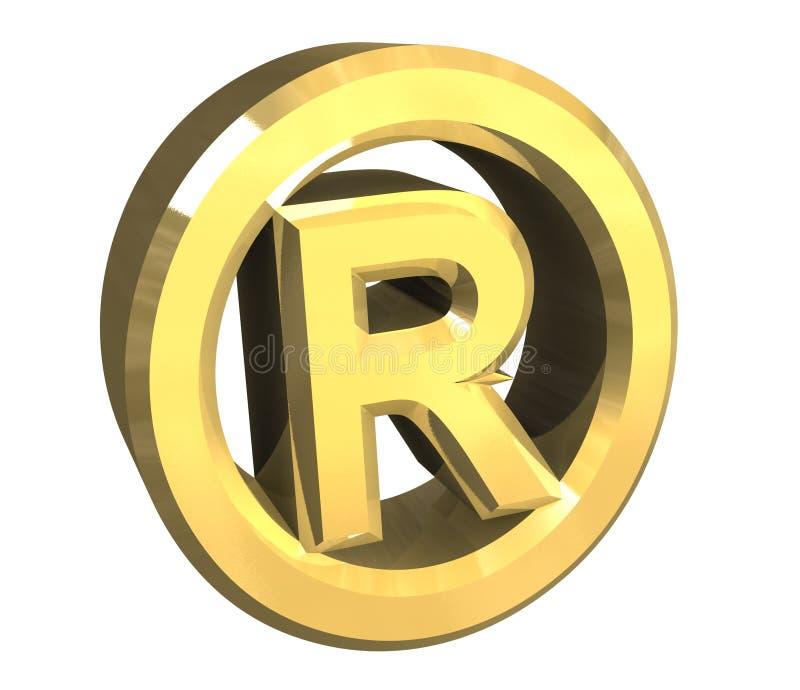 Download Giusto Simbolo Riservato In Oro - 3d Illustrazione di Stock - Illustrazione di pirata, giustizia: 3875443