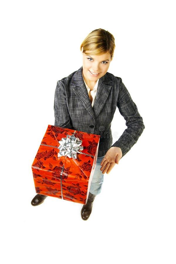 Give a Gift 2 stock photos