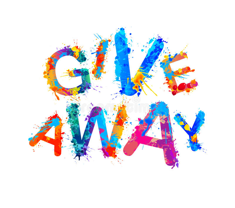 Giveaway. Social Media Icon. Vector Stock Vector - Illustration of gift,  giveaway: 92160861