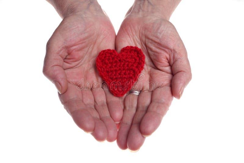 Download Giving Love stock image. Image of invitation, elder, deliverance - 9453205