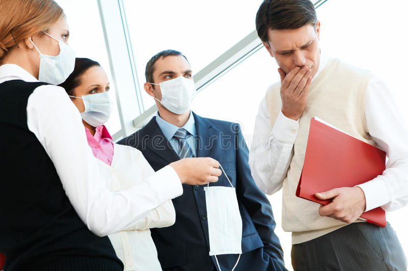Download Giving mask stock photo. Image of bacteria, adult, epidemic - 12515298