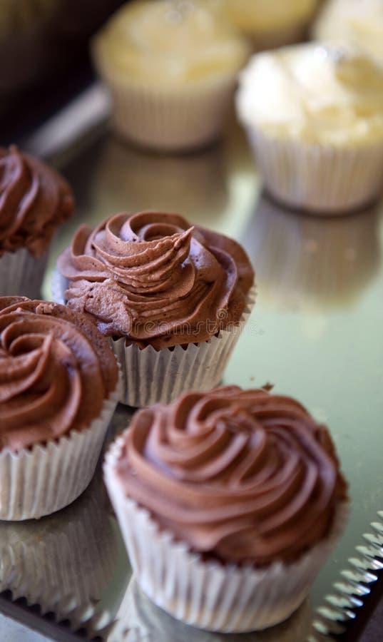 Givrage de gâteau de gâteau photos libres de droits