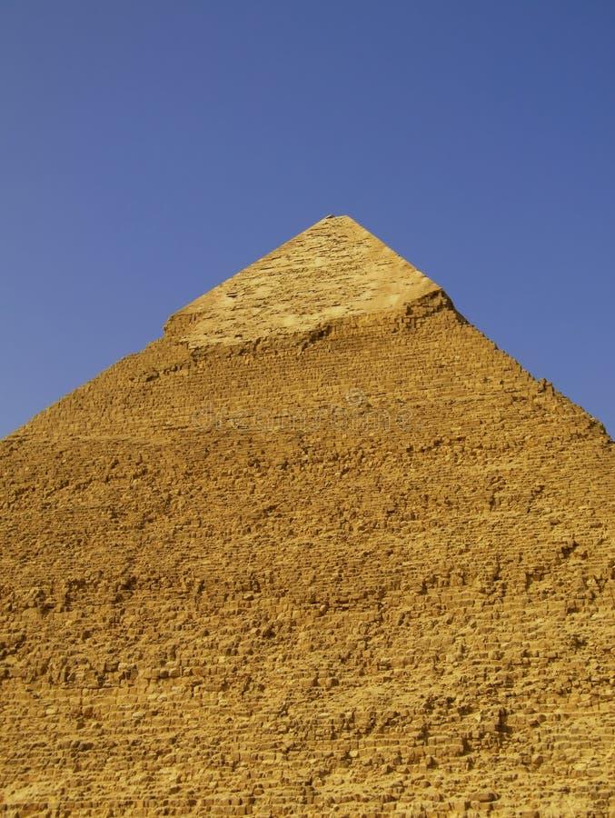 Giza 06 ostrosłupów zdjęcia stock