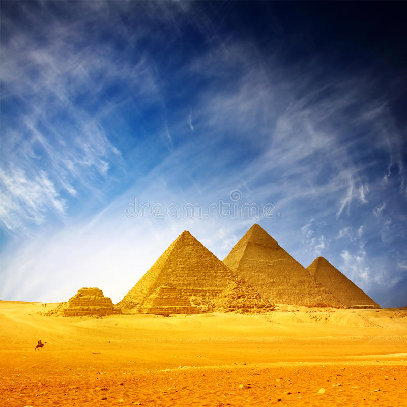 Giza imagem de stock royalty free