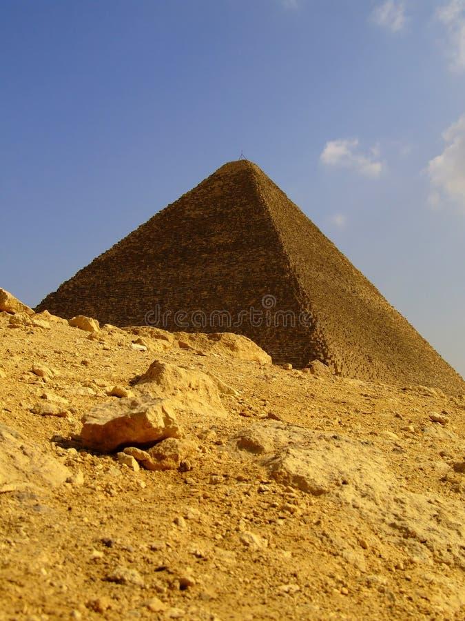 Giza 22 ostrosłupa zdjęcie stock