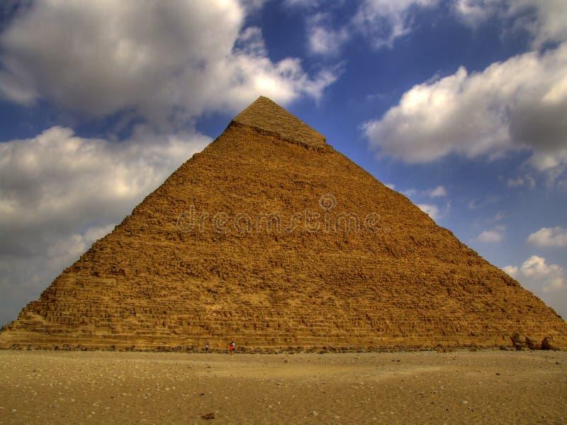 Giza 29 ostrosłupów fotografia royalty free