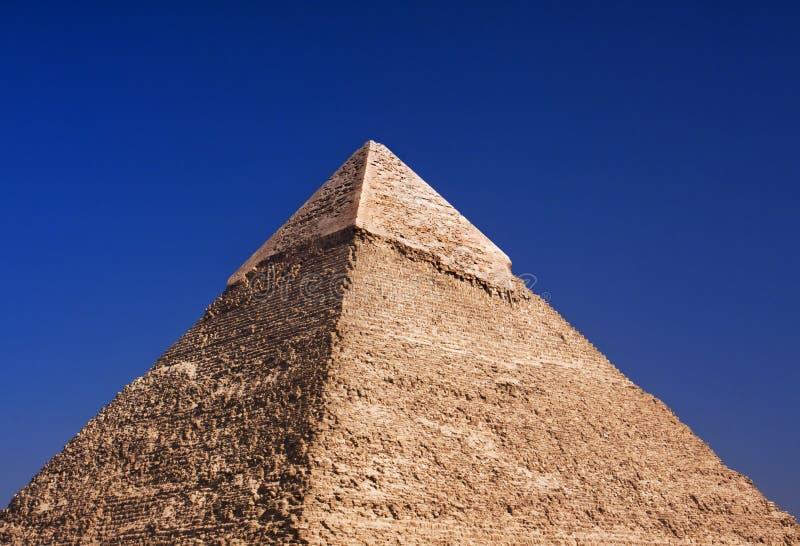Giza-Pyramiden, Kairo, Ägypten lizenzfreie stockbilder