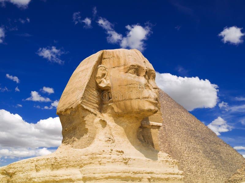giza sphinx στοκ φωτογραφία