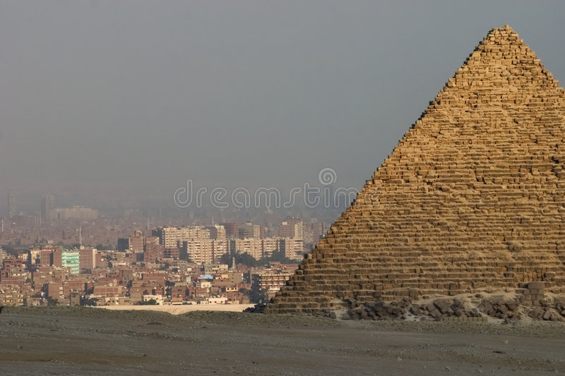 Giza X royalty free stock photography