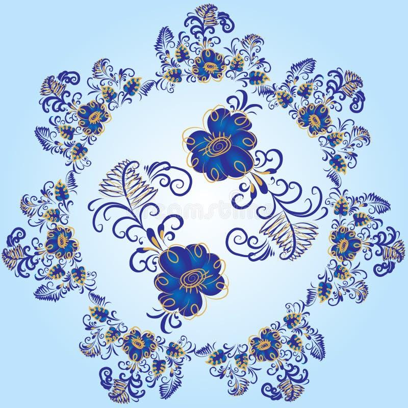 Gjel circular-ornament_2 库存照片