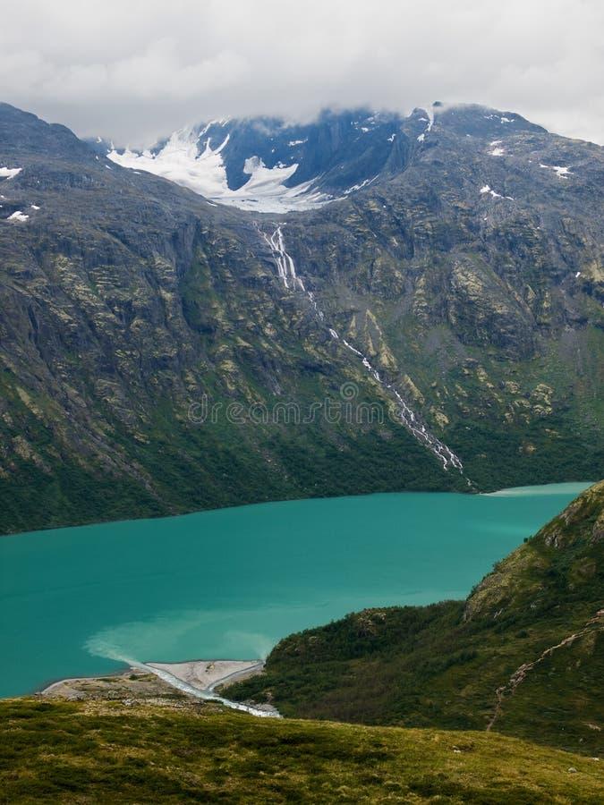 Download Gjende Lake Scenics, Norway Stock Photo - Image: 18902286