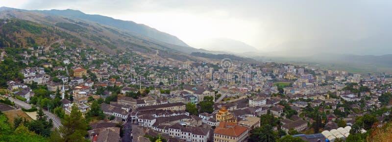 Gjirokastër, Albania - fotografia royalty free