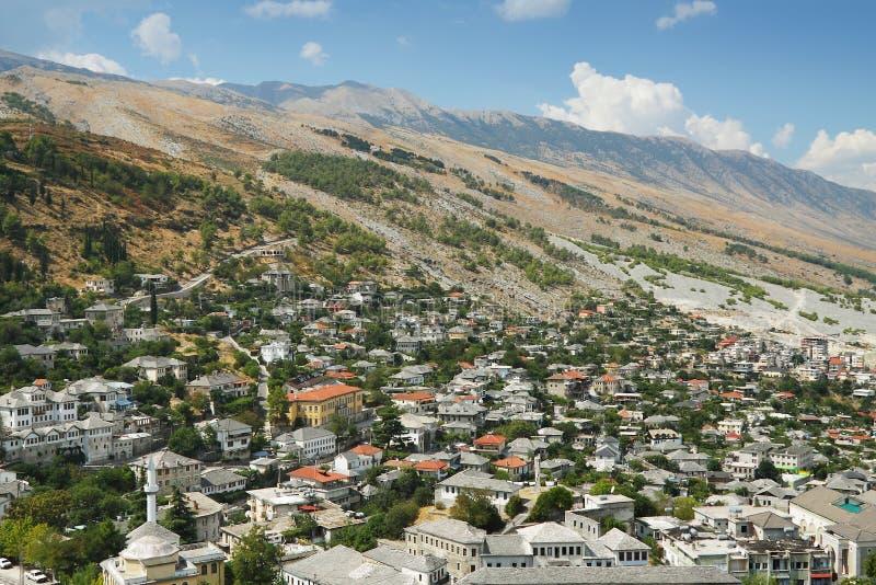 Download Gjirokaster, South Albania Royalty Free Stock Images - Image: 29015699