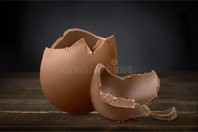 gjord easter äggbild fotografering för bildbyråer