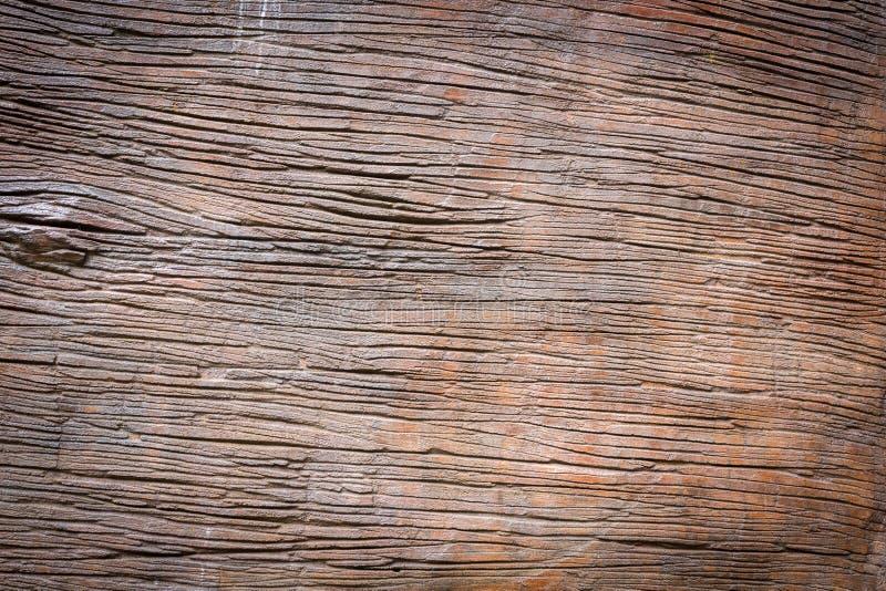 Gjord Wood textur royaltyfria bilder