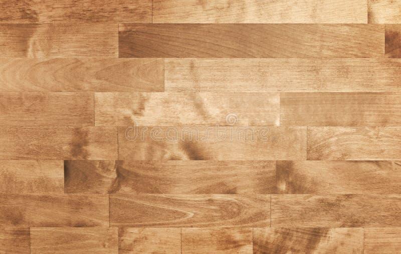 Glänsande träparkett, bakgrundstextur royaltyfri bild