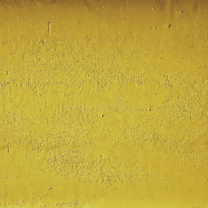 Glänzende goldene Folienbeschaffenheits-Hintergrundschablone für Karten, Handdr. stockfotos