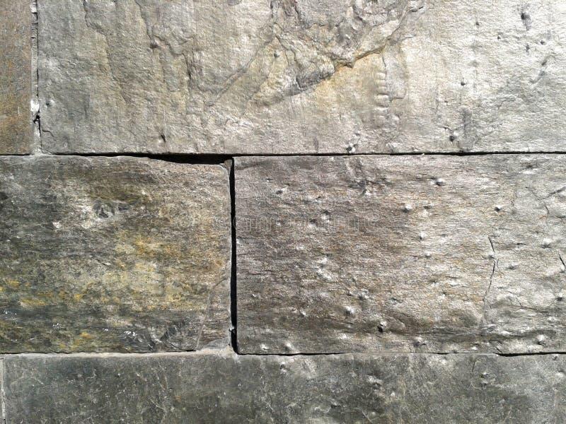 Glänzende Natursteine de Silber fotografía de archivo libre de regalías