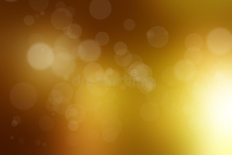 Glänzende Sun-Leuchten stock abbildung