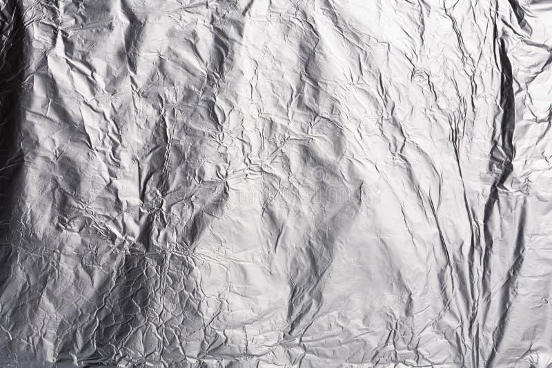 Glänzender Metallbeschaffenheitshintergrund lizenzfreie stockfotos