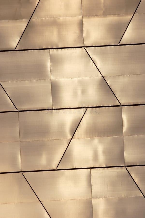 Glänzendes Metall lizenzfreies stockbild