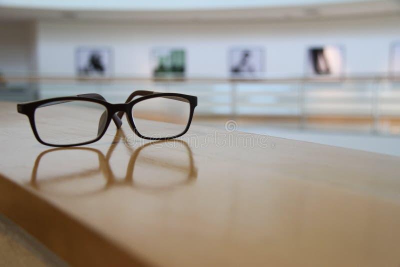 Gläser stockfoto