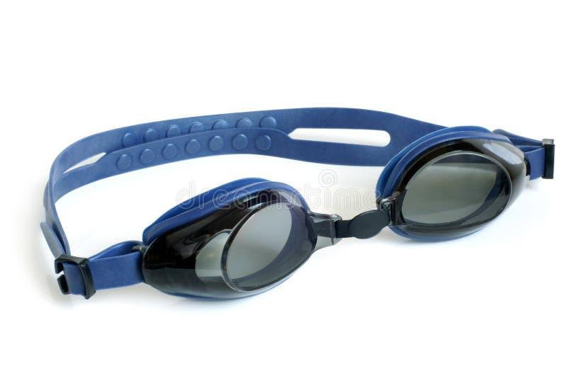 Gläser für Schwimmen stockfotos