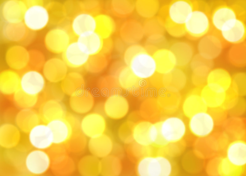 glödande lampa för höstbakgrund royaltyfria foton