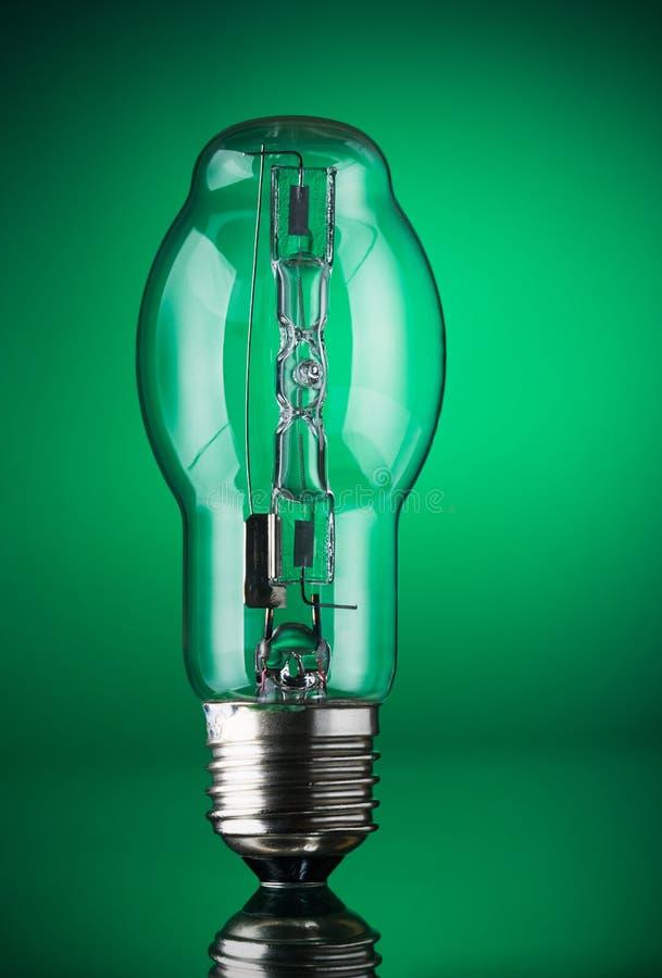 glödande lampa för kula arkivfoton
