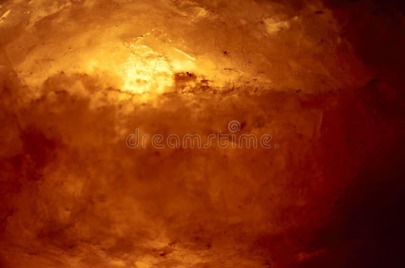 Glödande textur för lava arkivfoto