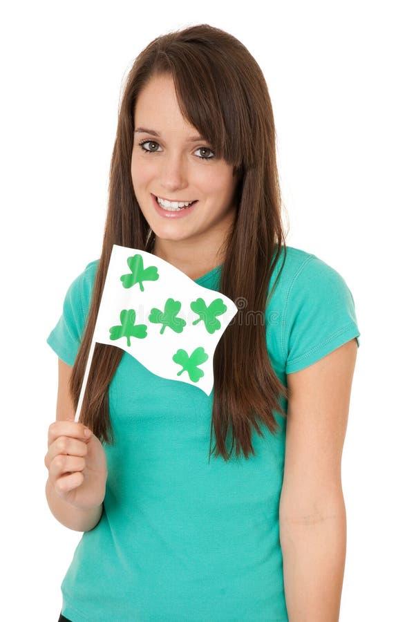 Glück der Iren stockbild