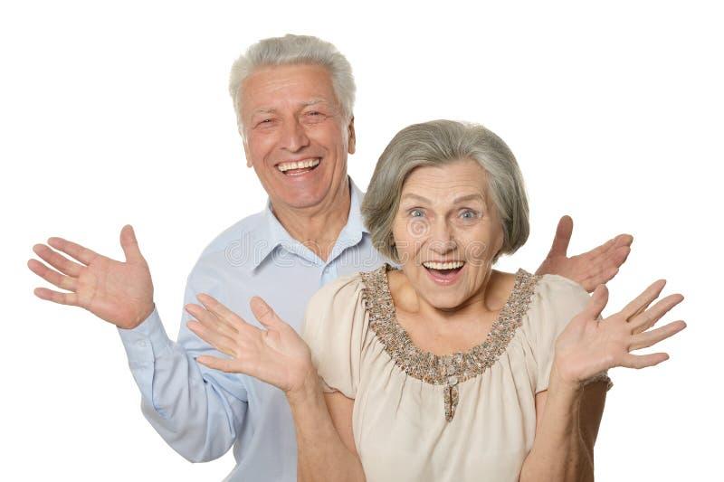 In ältere Leute