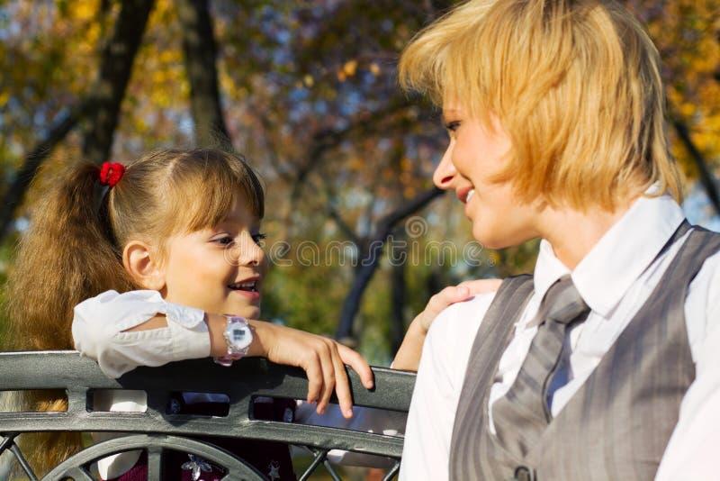 Glückliche Familie. lizenzfreie stockfotos