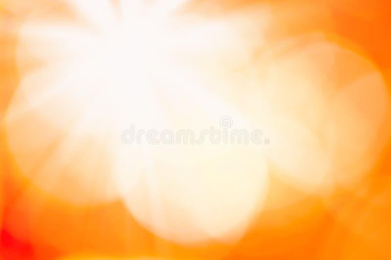 Glückliche Feiertagshintergründe Hintergrundbeschaffenheit bokeh nettes festliches Licht der Zusammenfassung goldene gelbe mit de stockfoto