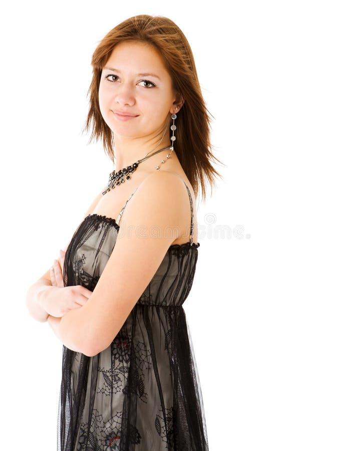 Glückliche Frau stockfotos