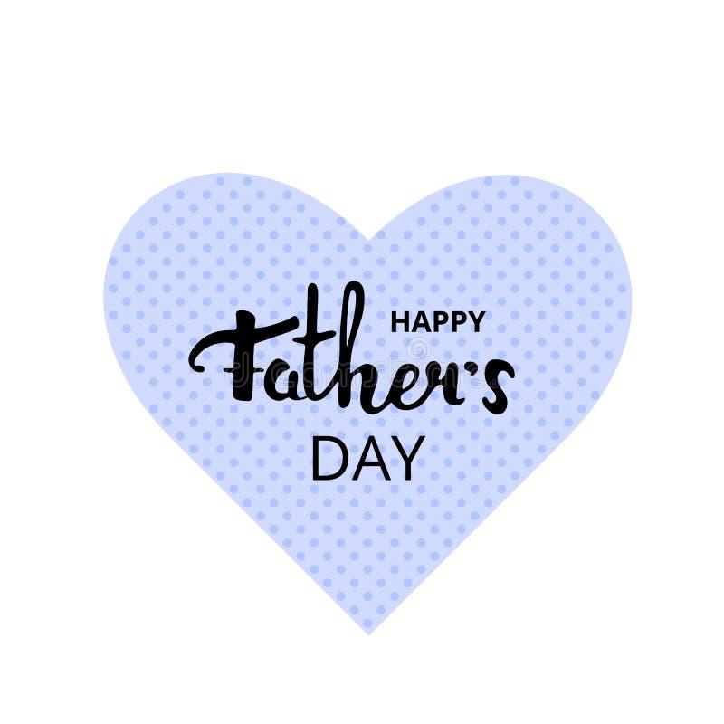 Glückliche Vater ` s Tageskarte Auch im corel abgehobenen Betrag
