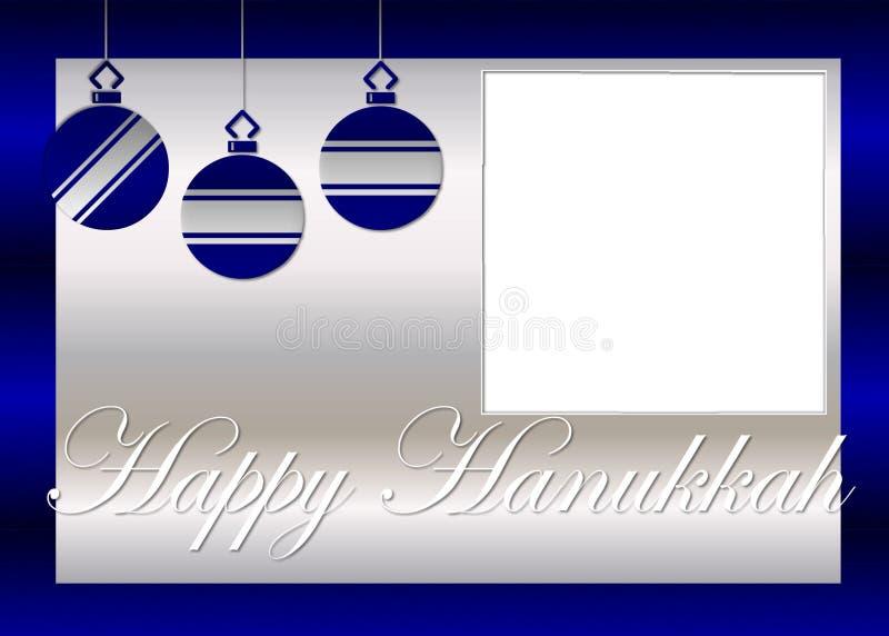 Glücklicher Hanukkah-Foto-Hintergrund
